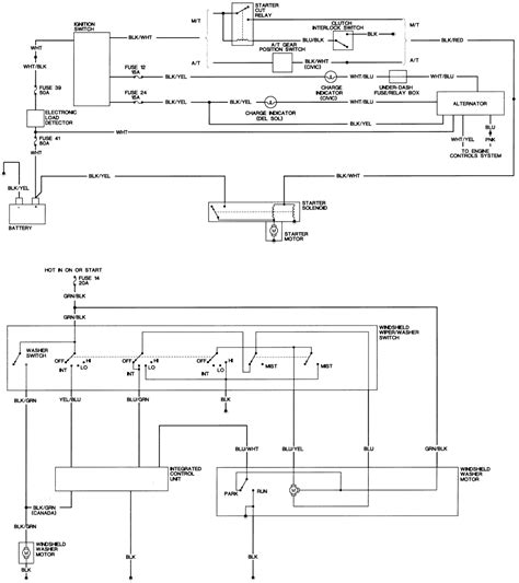 1991 Honda Accord Dome Light Wiring Diagram by I A 1994 Honda Civic My Ignition Fuse Blew And When