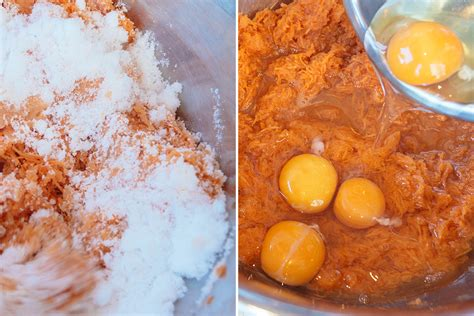 carrot cake recipe  pastry chef tracy wei