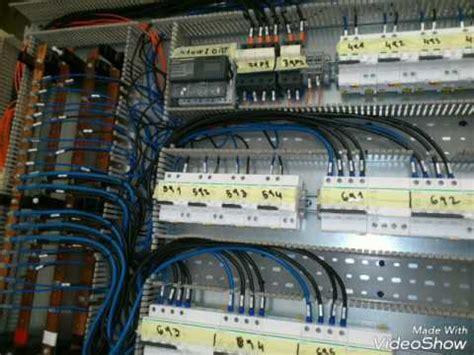 Armoire Electrique Industriel Cablage by C 226 Blage Armoire Industriel