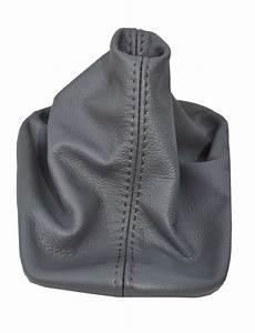 Leather Shift Gaiter Saab 900