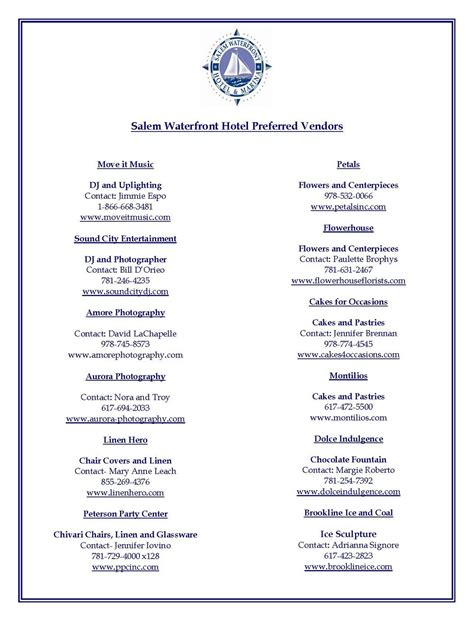 Wedding Vendor Checklist Template by Wedding Contact List Excel Driverlayer Search Engine