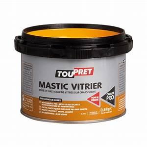Mastic De Vitrier : mastic de vitrier blanc 0 5 kg lsmabla0 5 toupret ~ Melissatoandfro.com Idées de Décoration