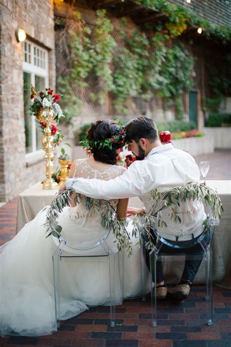 blog snow white wedding ideas