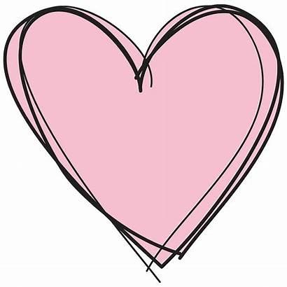 Pastel Heart Pink Redbubble Flat