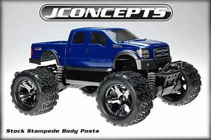 Jconcepts Kit Stampede Ford Traxxas Lowering 4x4
