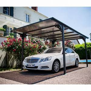 Carport En Aluminium : carport aluminium 2 94x5 m abrirama car3050altp abris de ~ Maxctalentgroup.com Avis de Voitures