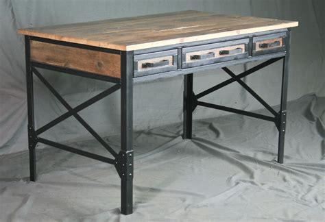 vintage industrial desk l combine 9 industrial furniture vintage style