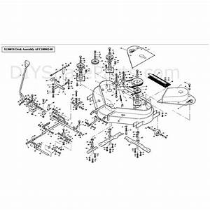Westwood T1600 36 U0026quot  Tractor  T160036  Parts Diagram  Page 1
