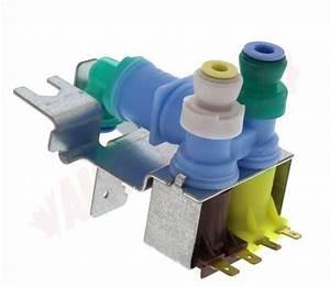 Wp67005154   Whirlpool Refrigerator Water Inlet Valve