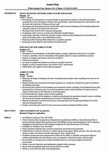agriculture resume samples velvet jobs With agriculture resume builder