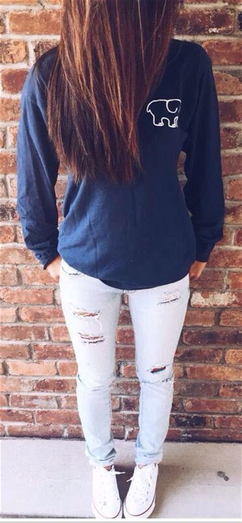 18 Cute Outfits For School u2013 Back-to-School Outfit Ideas ...