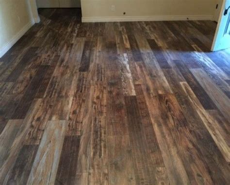 Multicolored wood and laminate flooring options   Gainey