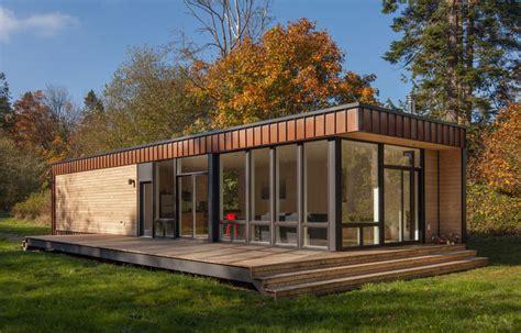 woodsy prefab cabins small prefab home