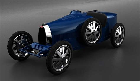 At the geneva motor show 2019. Bugatti Baby II: A $46,000 electric car for kids | The Peak Singapore - Your Guide to The Finer ...