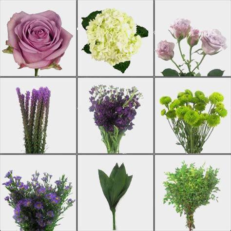 wholesale punchy purple diy wedding flower pack blooms