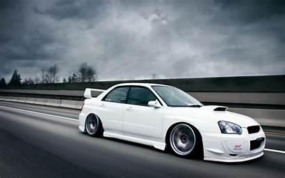 Subaru Impreza Wallpapers Sti