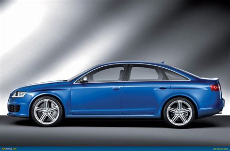 AUSmotive.com » Audi unleashes 426kW RS6 sedan