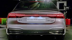 Audi A7 2018 : audi a7 sportback 2018 how it s designed youtube ~ Melissatoandfro.com Idées de Décoration