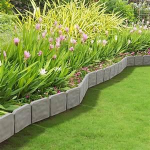 garden, edging, border