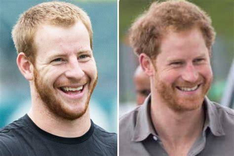 prince harry brother eagles fans convinced royal  star