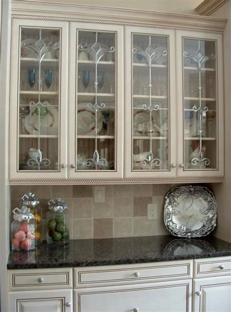 decorative glass for kitchen cabinets new decorative glass panels for kitchen cabinets 8584