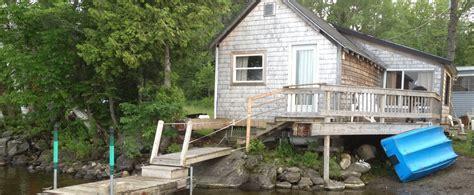 lake cottage rentals sebec lake vacation cottage lakefront rental c in maine