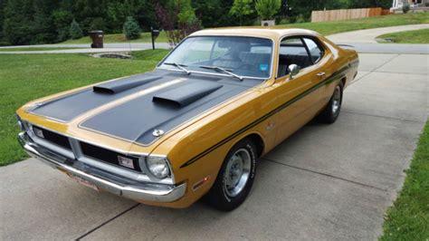 1971 Dodge Dart Demon, H Code 340 408 Stroker