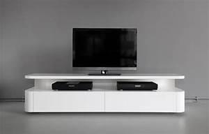 Meuble De Tele Design : meuble tv design studio de cr ation de meubles rknl ~ Teatrodelosmanantiales.com Idées de Décoration