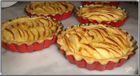 tartelettes gourmandes aux pommes sans sucre gourmands avec leila