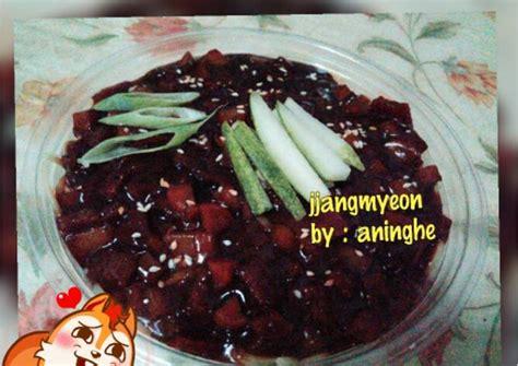 Bumbu ngohiang dalam bahasa inggris disebut five spice powder karena memang terdiri dari 5 macam bumbu. Resep Resep Jjajangmyeon (korean black bean noodle) halal oleh Aninghe Dongmin - Cookpad