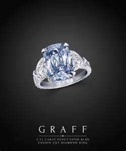 circle engagement ring 5 25 carat fancy blue cushion cut diamond ring