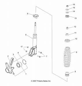 Polaris Ranger Parts Diagram