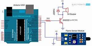 Arduino Flame Sensor Interface