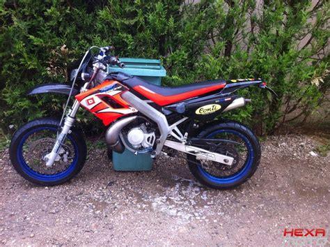 2005 derbi senda drd racing sm de logan54 hexa moto
