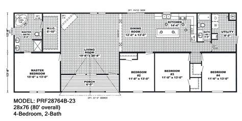 double wide floorplans kaf mobile homes