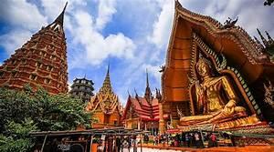 The Tiger Cave Temple | River Kwai Cruise Bangkok