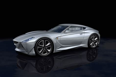 New Nissan Z Car, Code-named Z35, In Pipeline
