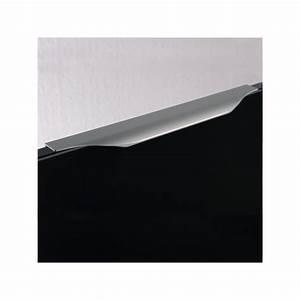 Poignée De Porte Meuble : poign e cuisine aluminium tirette vague ~ Teatrodelosmanantiales.com Idées de Décoration