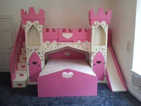 princess bed image of diy castle bunk bed bunk