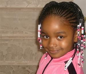Coiffure Enfant Tresse : tresse africaine enfant ~ Melissatoandfro.com Idées de Décoration