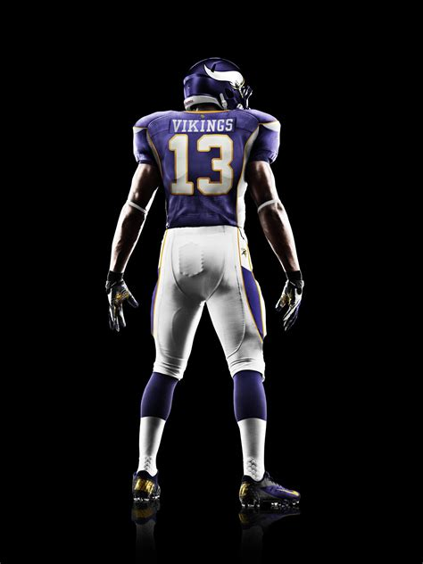 minnesota vikings  nike football uniform nike news