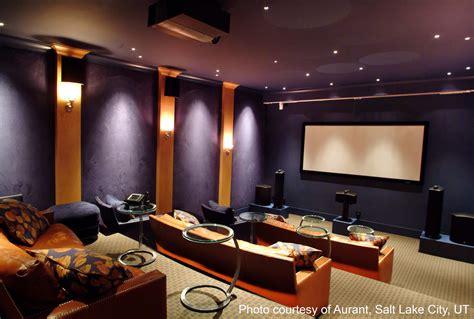 Home Theater Lighting Design