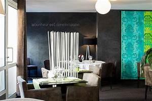 Restaurant Les Voiles Aix Les Bains : salle et bar restaurant aix les bains l 39 estrade ~ Dailycaller-alerts.com Idées de Décoration