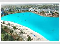 """Crystal Lagoons Breaks Ground on """"Beachwalk"""" Fernando"""