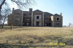 Abandoned Mansion Sanger Texas