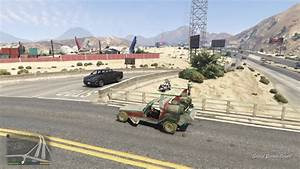 GTA 5 RARE POLICE MOTORCYCLE LOCATION - YouTube