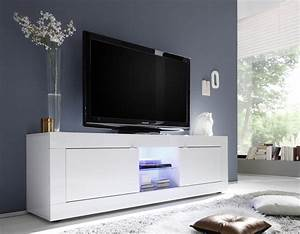 urbino collection big tv unit including led spot white With meuble 8 case ikea 11 modern tv wall units