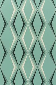 Papier Peint Sticker : papierpeint9 papier peint g om trique ~ Premium-room.com Idées de Décoration