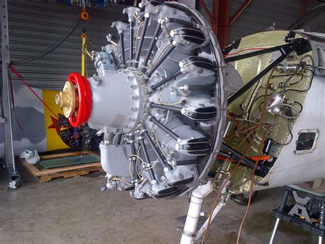 How Does A Radial Engine Work?