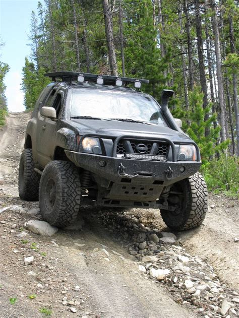 Off Road Xterra  Bugging Out  Overland Vehicles